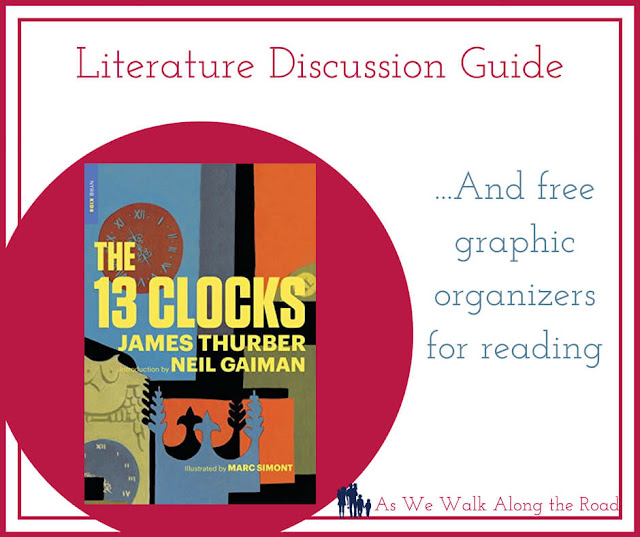 Literature discussion guide for the 13 Clocks