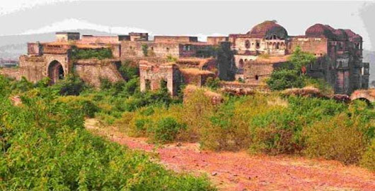 fatehgarh fort bhopal