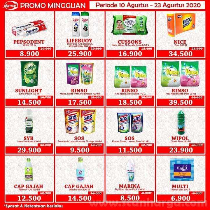 Katalog Joymart Swalayan Promo Mingguan 10 - 23 Agustus 2020 4