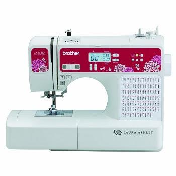 Laura Ashley CX155LA Computerized Sewing Machine