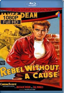 Rebelde sin causa (Rebel Without a Cause) (1955) [1080p BRrip] [Latino-Inglés] [LaPipiotaHD]