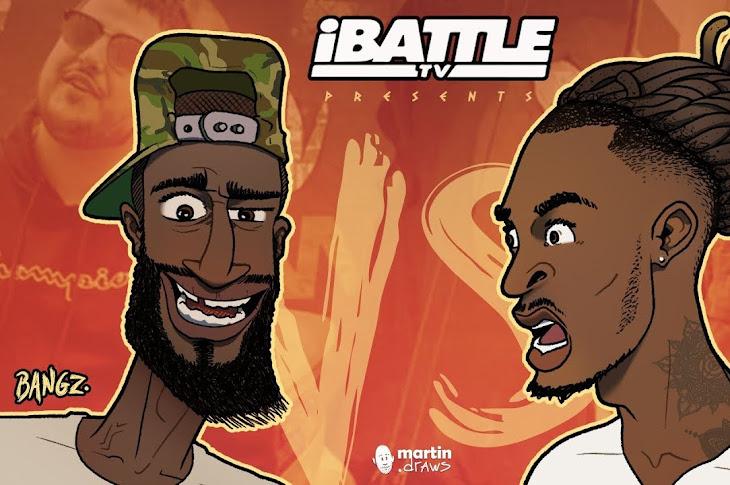 iBattle TV Presents Bangz vs Chef Trez