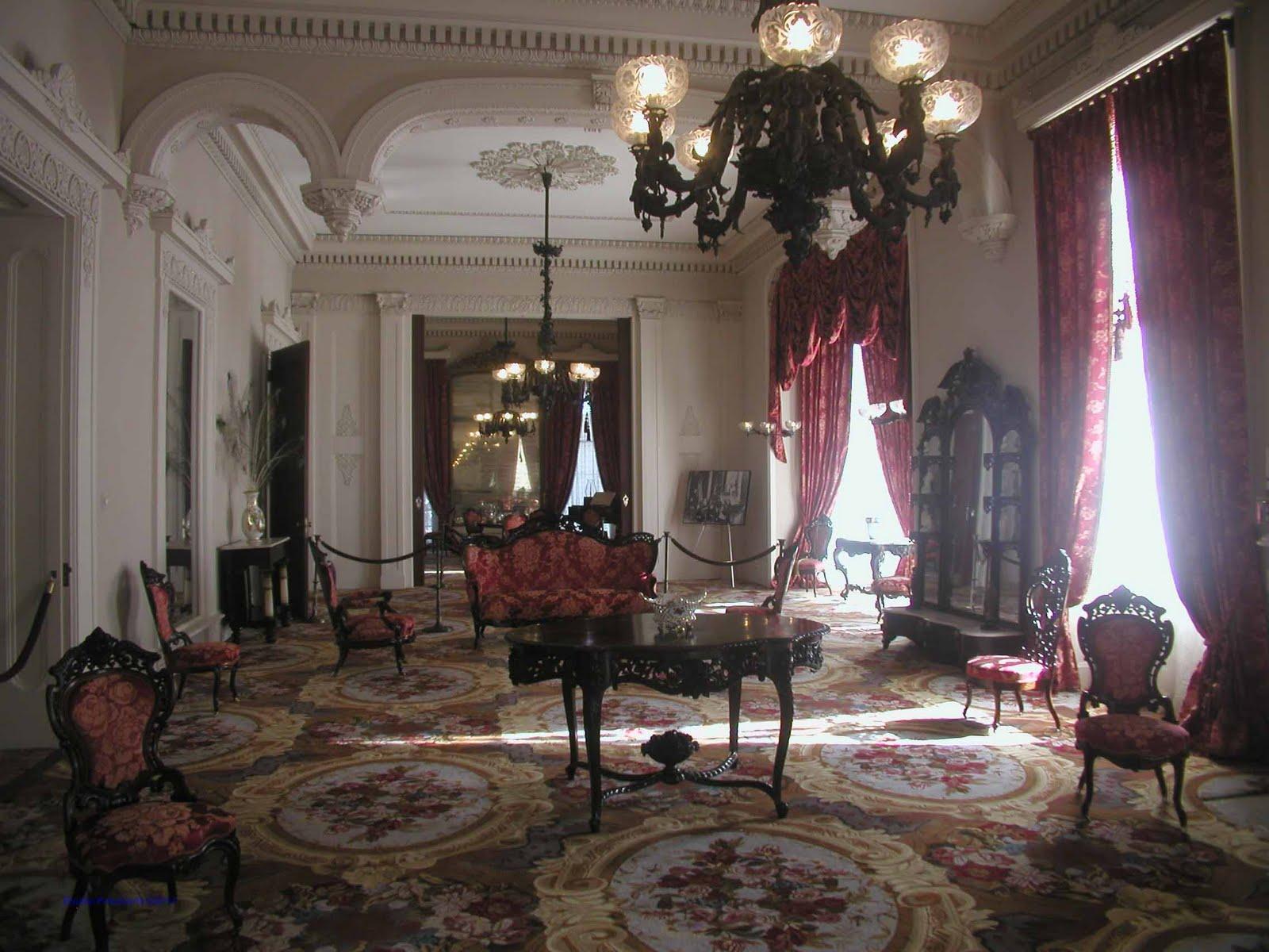 Greek Home Interiors Shantybellum Stanton Hall