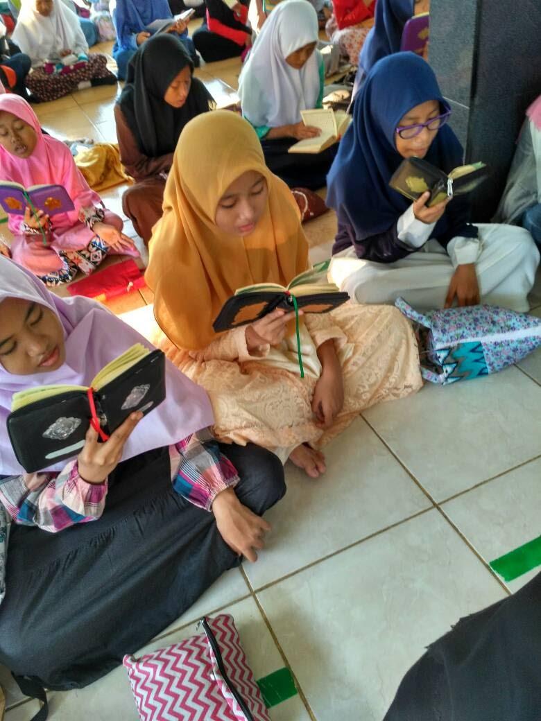 Pesantren Kilat Ramadhan 1438H