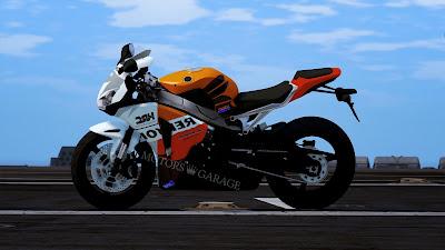 GTA V - Honda CBR 1000 RR 2