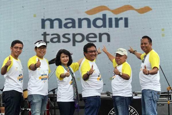Lowongan Kerja SMA/SMK, D3, S1 PT Bank Mandiri Taspen (Bank Mantap) Seluruh Indonesia | Posisi: ODP, Frontliner MA, Account Officer (Marketing)