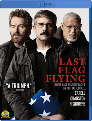 Last Flag Flying 2017 Eng 720p BRRip 600Mb ESub HEVC x265