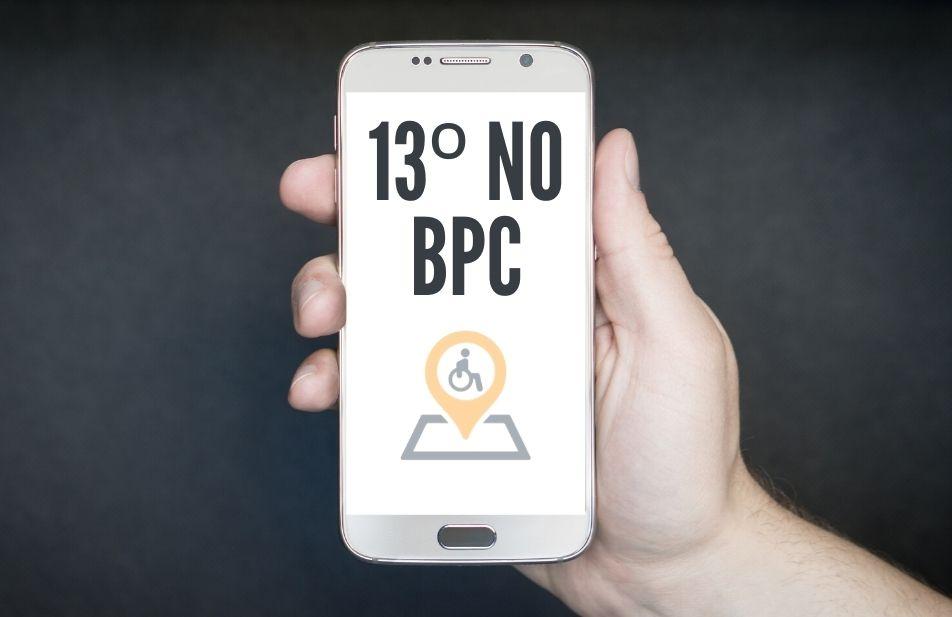 A imagem mostra um celular e sobre ele o título da postagem