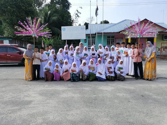 peserta khatam berarak