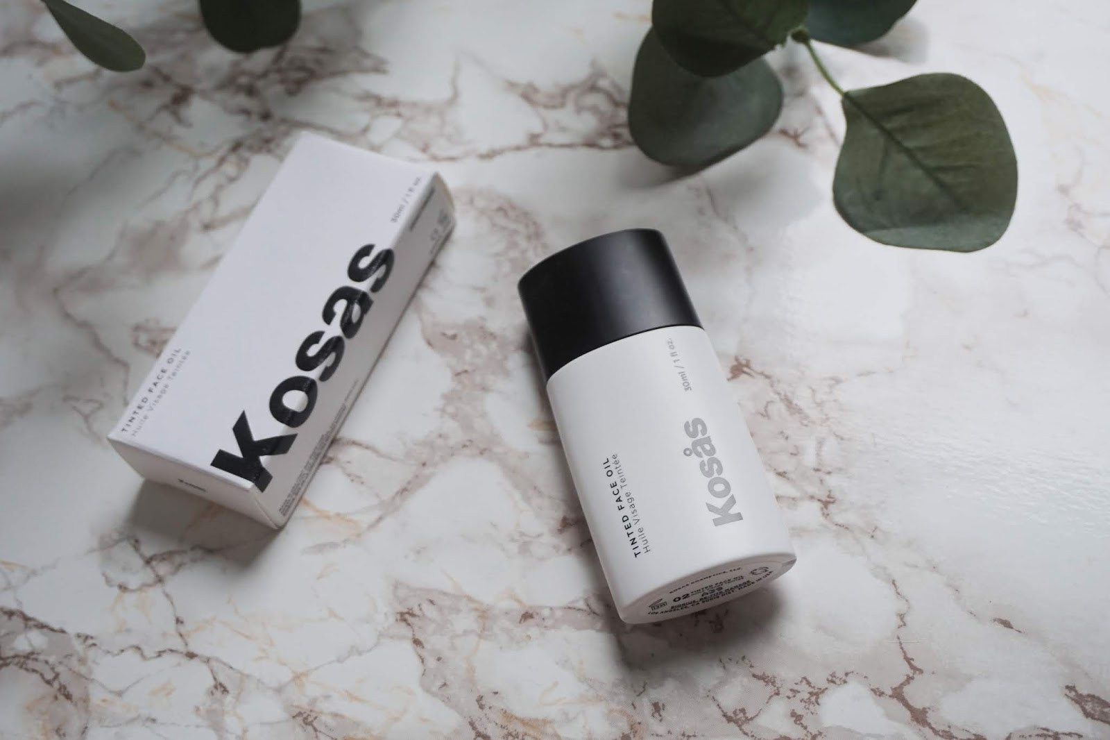Review Kosas - Tinted Face Oil