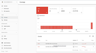 Della Seo Analyst: Google Search Console | Verify Your Site