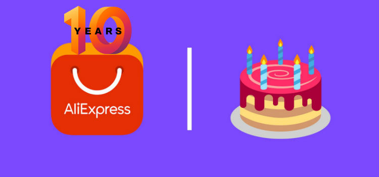 День Рождения Алиэкспресс в 2020 году: распродажи в честь 10-летия AliExpress Главная страница распродажи