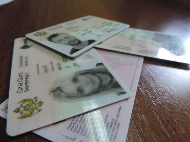 Važeće lične karte mogu se koristiti do isteka roka