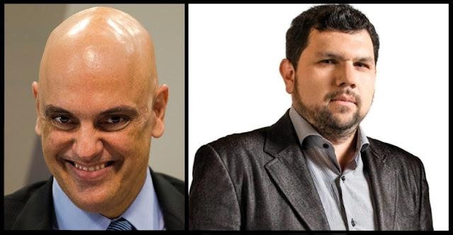 Alexandre de Moraes prorroga prisão do jornalista Oswaldo ...