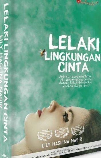 Novel Lelaki Lingkungan Cinta, Drama Lelaki Lingkungan Cinta, Sinopsis Novel Lelaki Lingkungan Cinta, Cover Depan Novel Lelaki Lingkungan Cinta, Drama Adaptasi Novel,