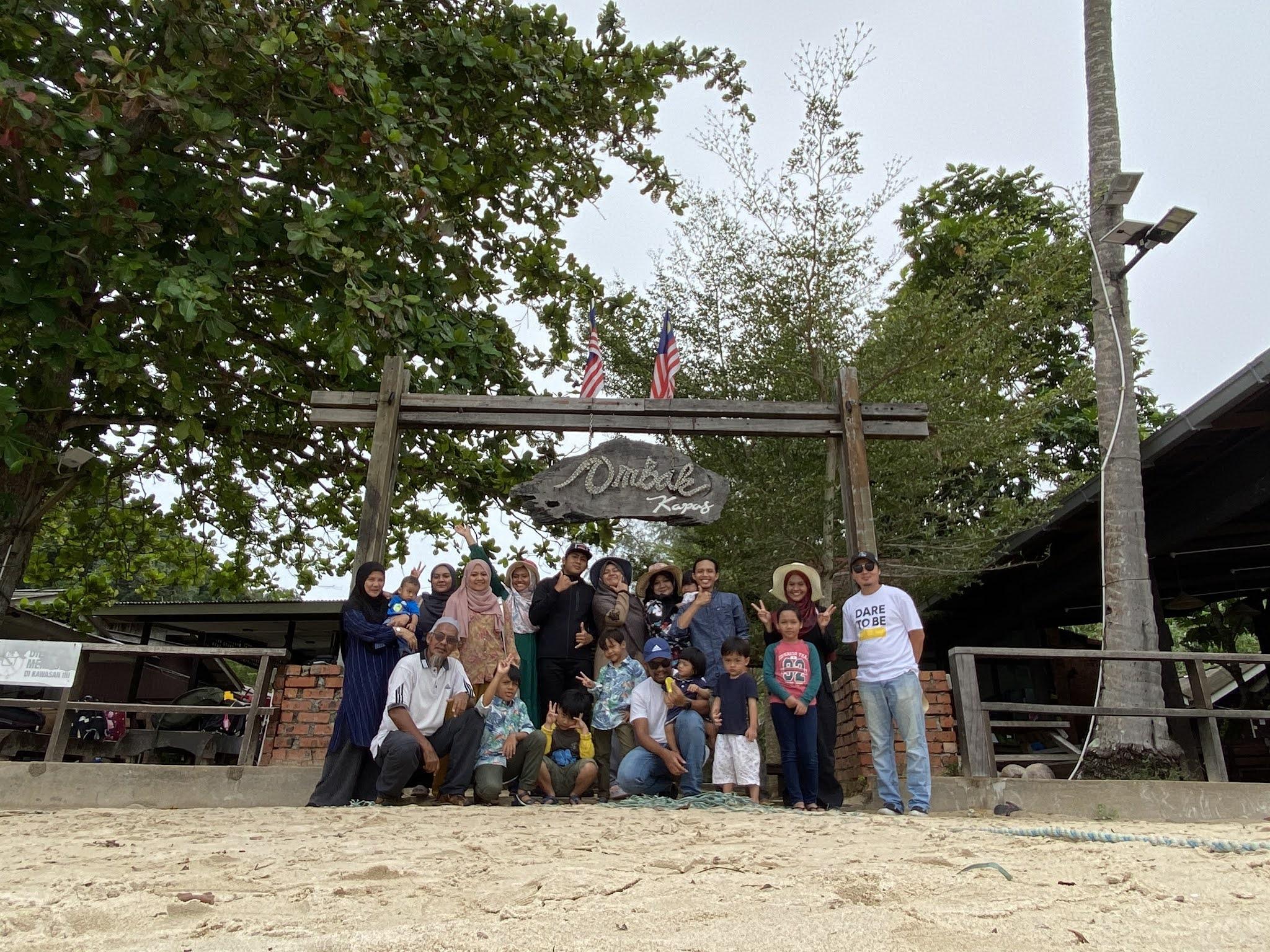 Ombak kapas resort, kapas island trip, package ombak kapas resort terengganu, ombak kapas resort terengganu review, snorkeling at kapas island,