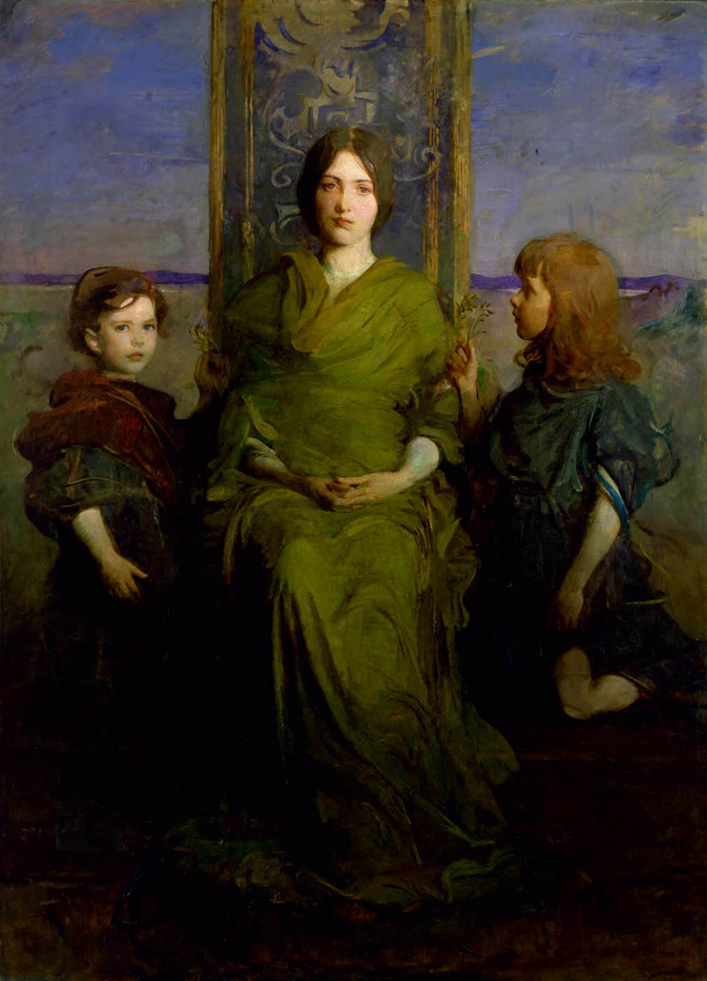 abbott handerson thayer virgin