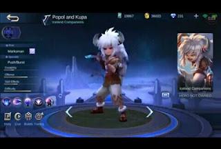 Skill Hero Popol & Kupa Mobile Legends