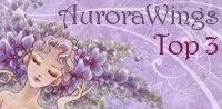 Yippie!!! Won a Top 3 place on FB by Aurora Wings!