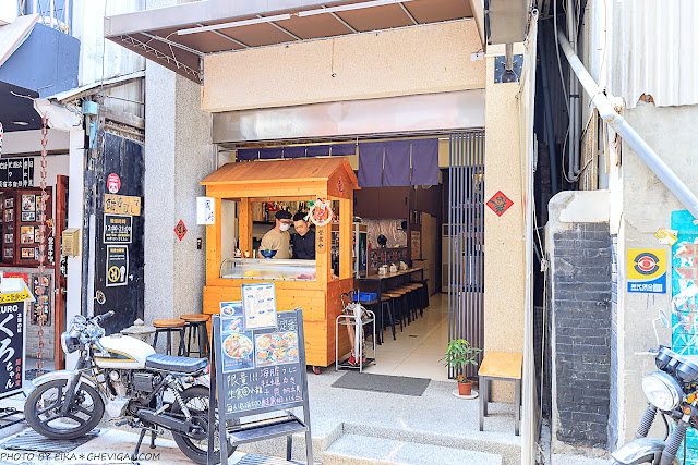 MG 2981 - 熱血採訪│台中隱藏版北海道三色丼,還有帥氣小鮮肉為你服務的岡崎日式料理!(已搬遷)