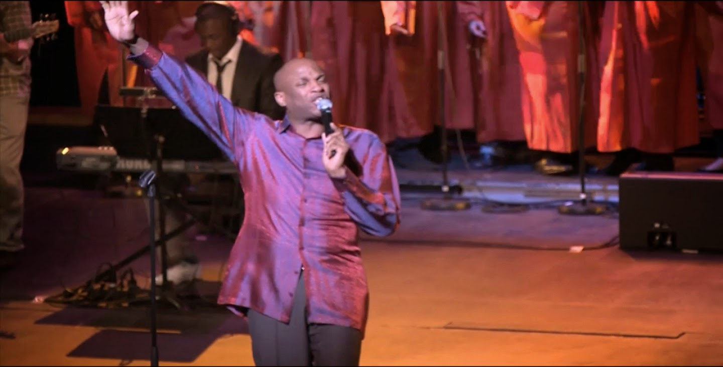 Donnie McClurkin - Duets 2014 live worship on stage