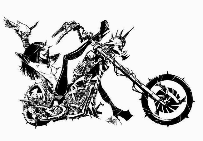 Mercenary Garage: Otto Von Tod