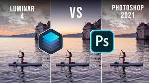 Sostituzione del cielo con IA - Luminar 4 vs Photoshop 2021