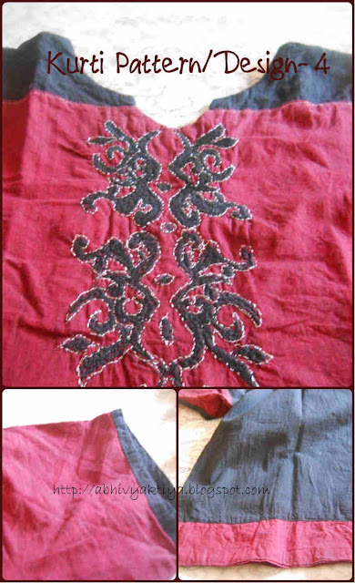 Tutorial on how to sew and design kurti