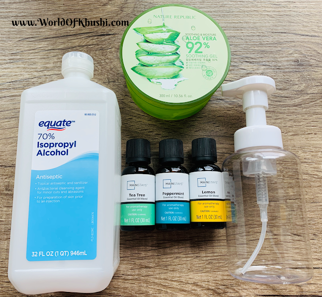 EasyHomemadeSanitizer_KhushiWorld