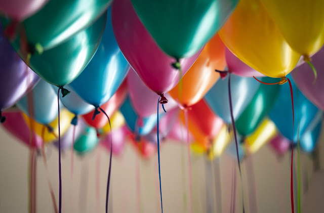 3 Cara Meniup Balon Ulang Tahun Yang Perlu Anda Tahu