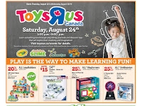 Toys R Us Flyer Out Door & Play valid December 4 - 10, 2020