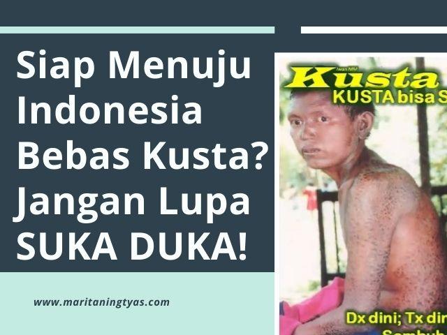 menuju indonesia bebas kusta