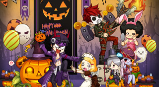 Lost Saga Wallpaper Halloween