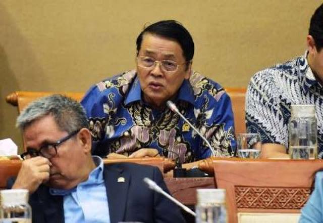 Tanggapi RUU HIP, Politisi Golkar : Gusti Allah Kok Diajak Gotong Royong