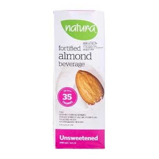 Susu Merk Natura Almond Milk