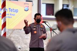 Listyo Sigit Prabowo Apresiasi Langkah Cepat Nurdin Abdullah untuk Korban Gempa Sulbar