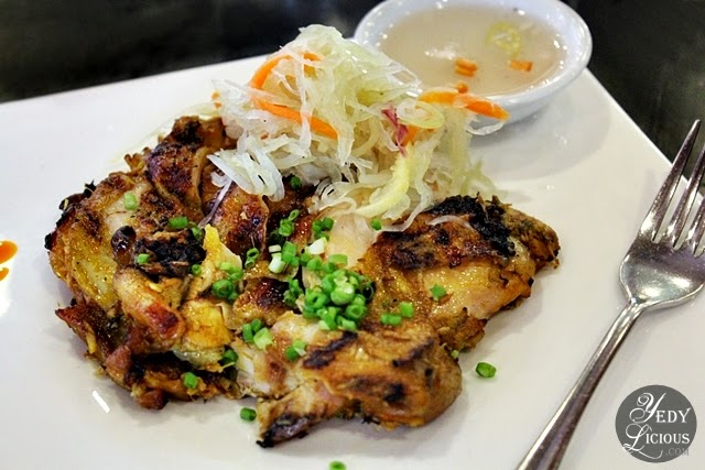 Boneless Chicken Inasal / Tipulo Filipino Restaurant in Antipolo City