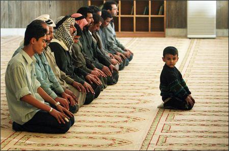 Imam Berhadats Pada Shalat Jahriah