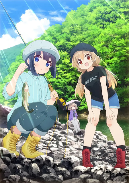 Anime Slow Loop revela primeiro vídeo promocional