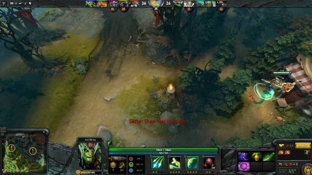 Download Dota 2 Offline PC Games Gameplay