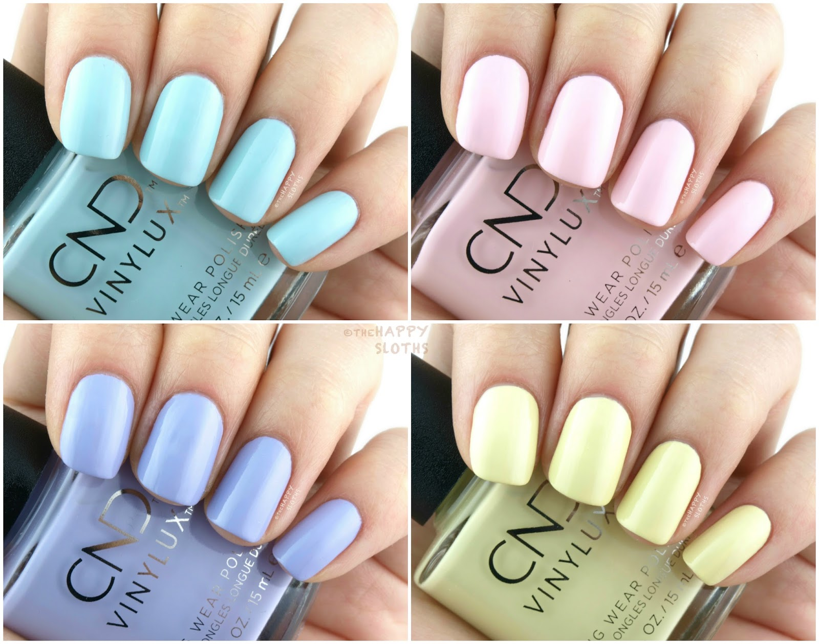 CND | Spring 2018 Chic Shock Collection: Review and Swatches