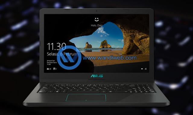 Review Asus VivoBook Pro F570, AMD dan Nvidia - WandiWeb