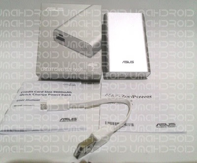 unboxing asus zenpower asus power bank