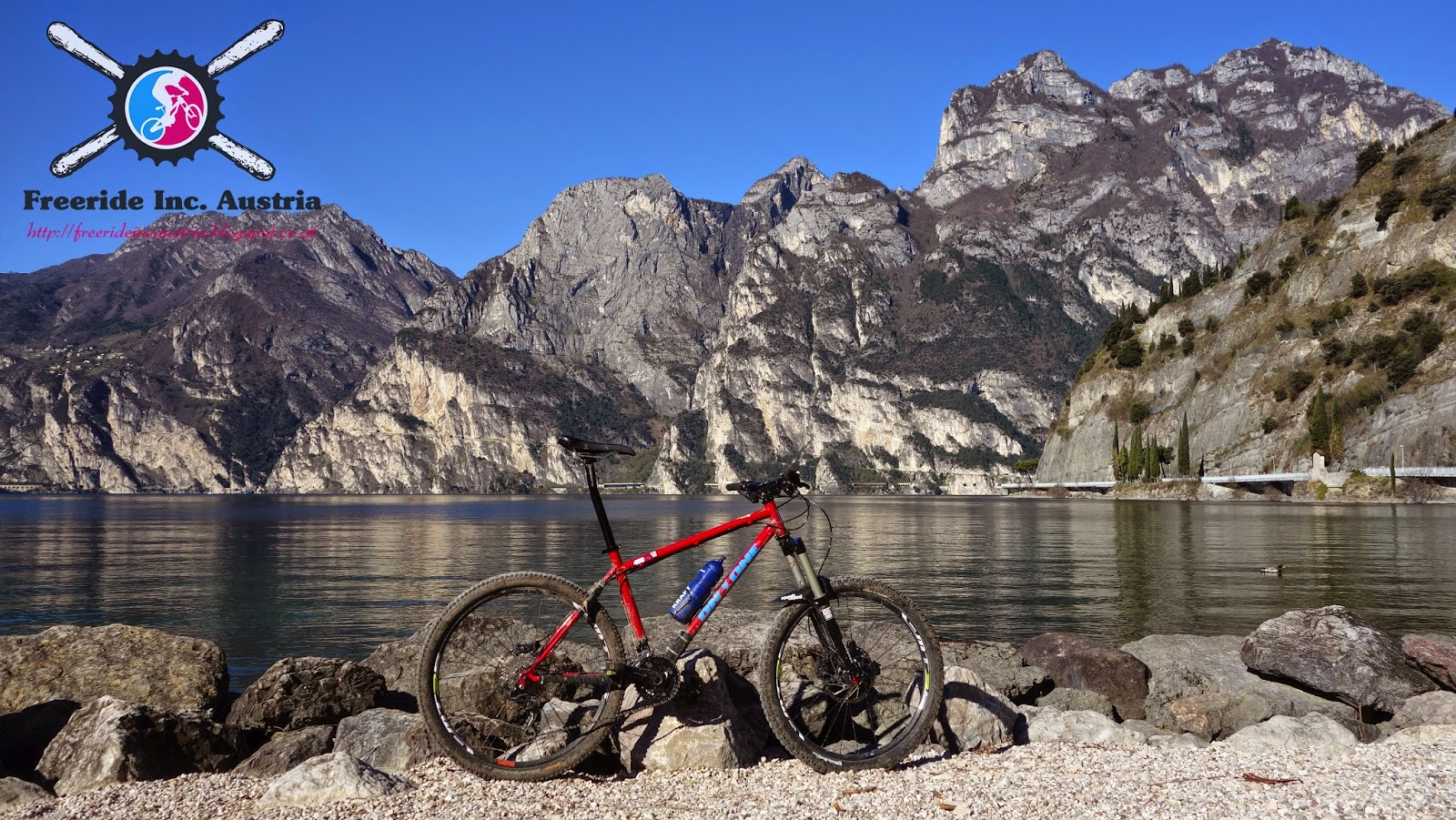 Mountainbike Touren Guide Gardasee