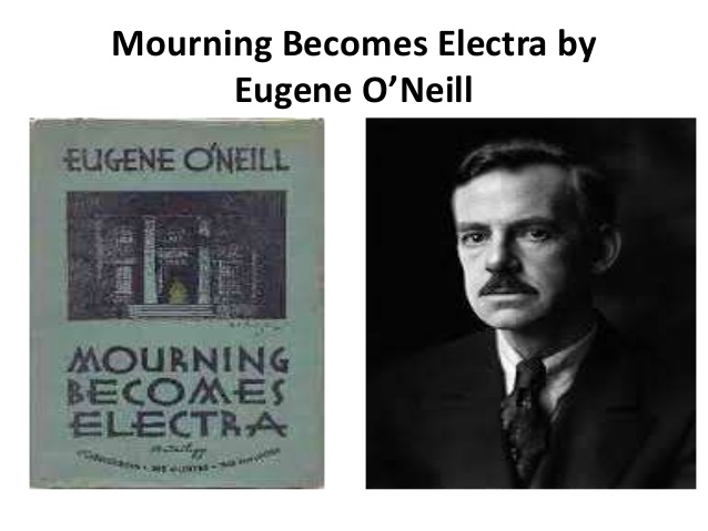 an analysis of mourning becoming eugene by eugene oneill Tennessee williams and eugene o'neill side by side, under the sun eugene o'neill in a drill hall: park avenue armory's new season the first season at the armory programmed by its new artistic director, pierre audi, also includes works by ai weiwei.
