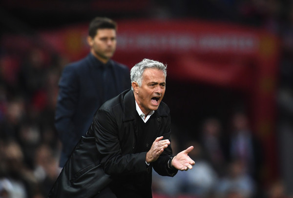 jose Mourinho has been appointed as the new Tottenham Hotspur manager
