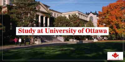 منحة جامعة أوتاوا للطلبة الجامعيين والدراسات العليا في كندا