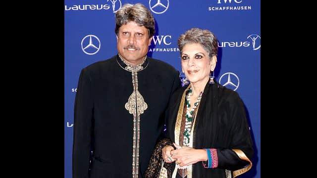 Kapil dev's wife Romi Bhatia : Family Bio (Photo