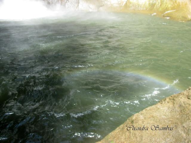Air Terjun Jambuara di Simalungun