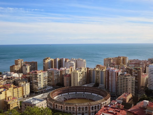 Celebrate the New Year in Malaga Spain
